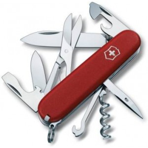 Σουγιάς Victorinox Climber Matt Finish