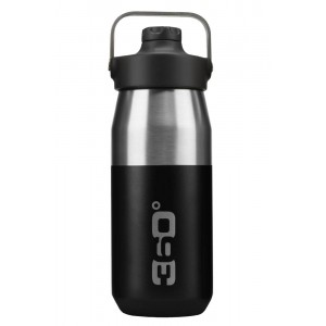 INSULATED SIP 550ML BLACK