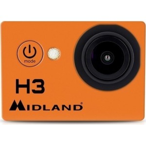 Action Camera H3
