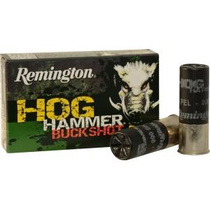 Remington Hog Hammer Buckshot 8βολα