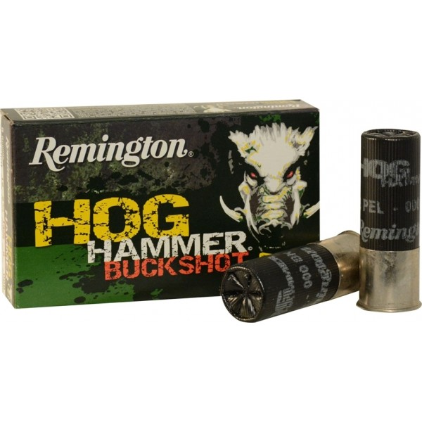 Remington Hog Hammer Buckshot 8βολα  Remington