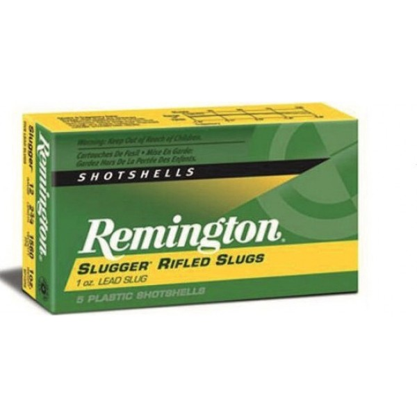 Remington Rifled Slug (μονόβολο) 28,35γρ.  Remington